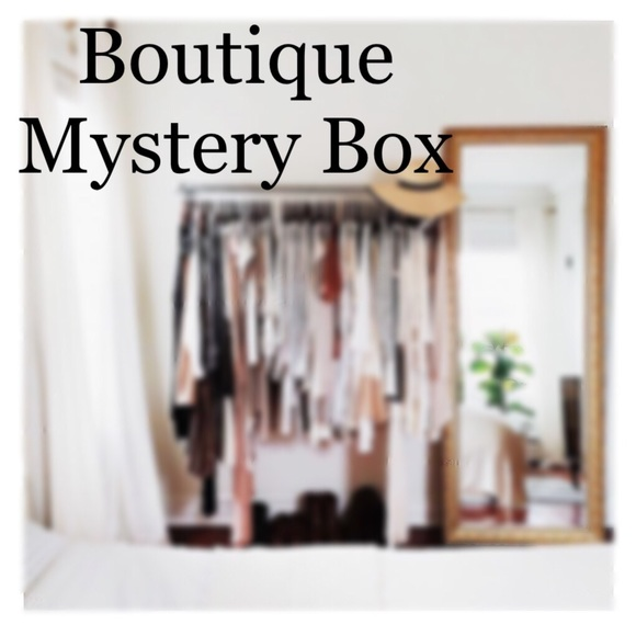 Beauty and Her Bears Jackets & Blazers - 4 Piece Boutique Mystery Box!